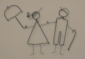 petit_couple_fil_de_fer